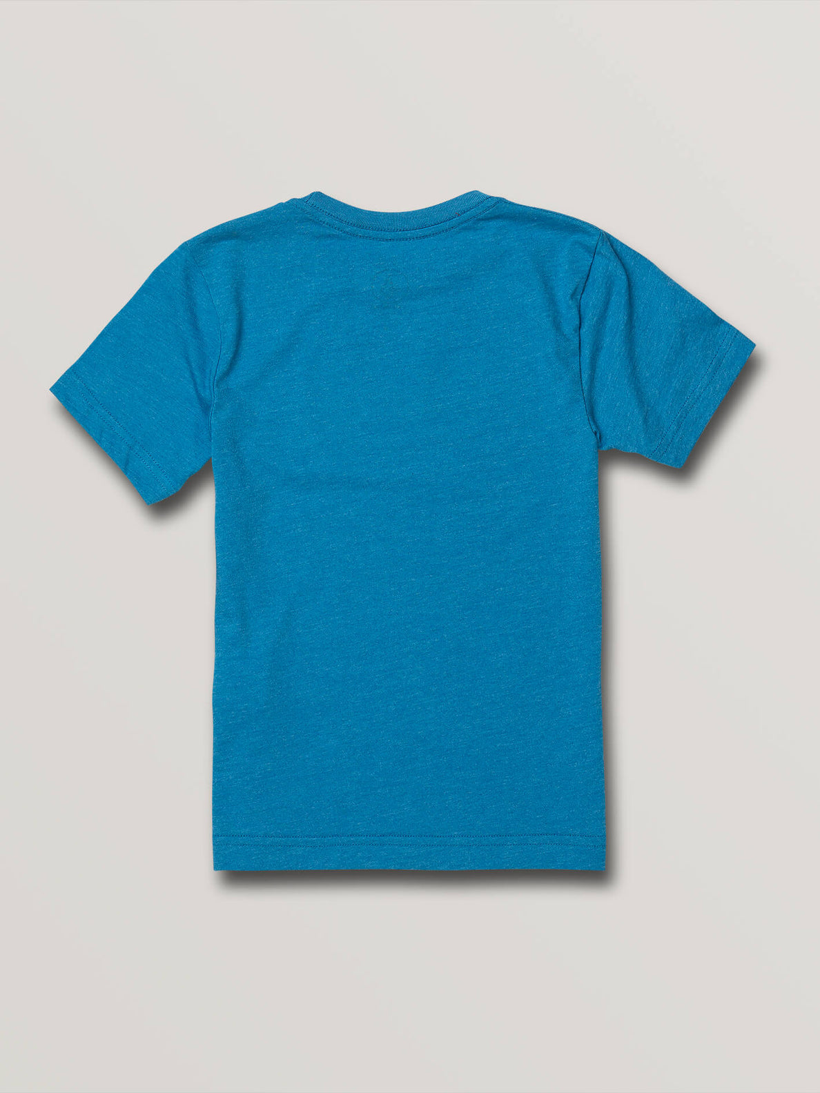 LITTLE BOYS LAYER ROUND SHORT SLEEVE  TEE - TRUE BLUE