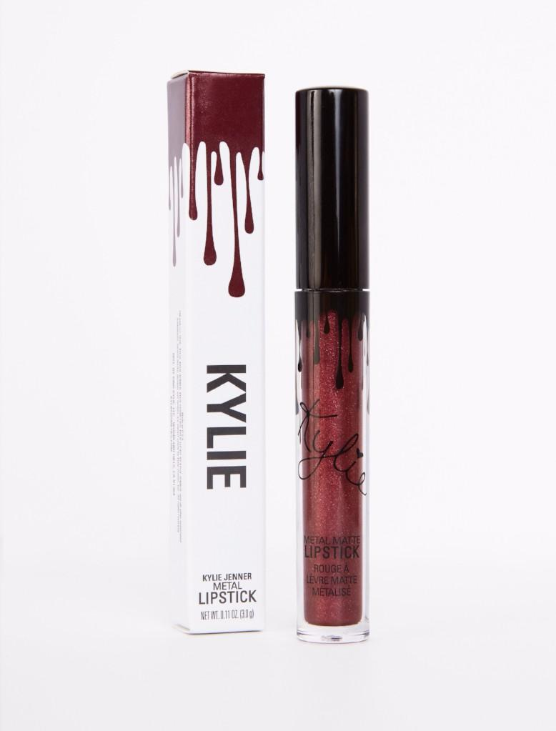 Kylie Cosmetics Dancer Metal Lipstick