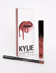 Kylie Cosmetics Poison Berry Velvet Lip Kit