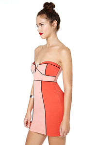 Nasty Gal Style by Fire Dress Small