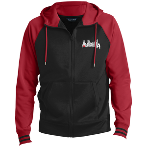 Soul in the A Men's Sport-Wick® Full-Zip Hooded Jacket