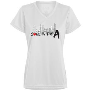 Soul in the A Ladies' Wicking T-Shirt