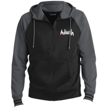 Load image into Gallery viewer, Soul in the A Men's Sport-Wick® Full-Zip Hooded Jacket