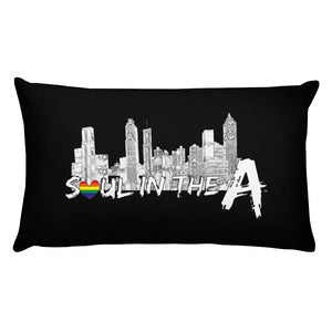 Pride Soul in the A Premium Pillow