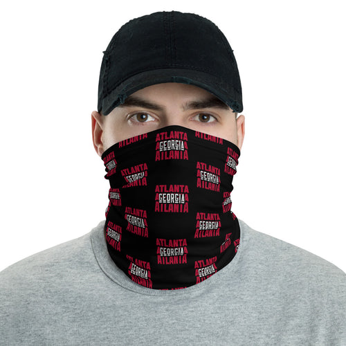 Atlanta, Georgia Face Mask / Neck Gaiter
