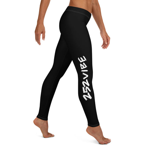 252 Vibe Leggings - Black
