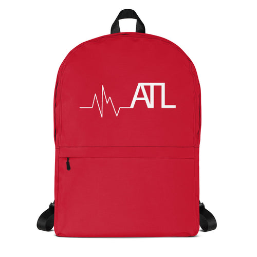 Heartbeat ATL Backpack - Red