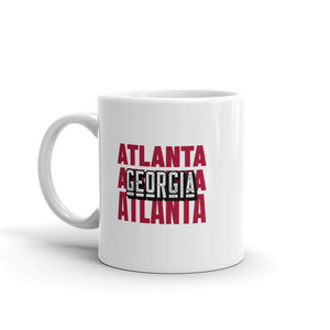 Atlanta, GA Coffee Mug
