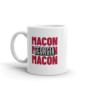 Macon, GA Coffee Mug