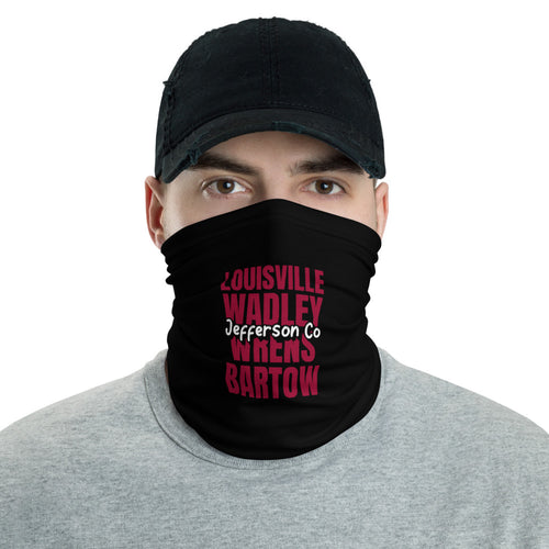 Jefferson Co Neck Gaiter/ Face Mask
