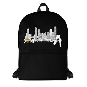 Pride Soul in the A Backpack Black