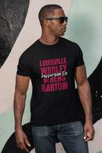Load image into Gallery viewer, Jefferson County, GA Short-Sleeve Unisex T-Shirt