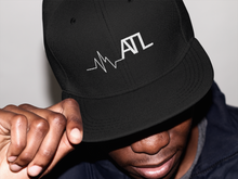 Load image into Gallery viewer, Heartbeat ATL - Snapback Hat - Pick a color