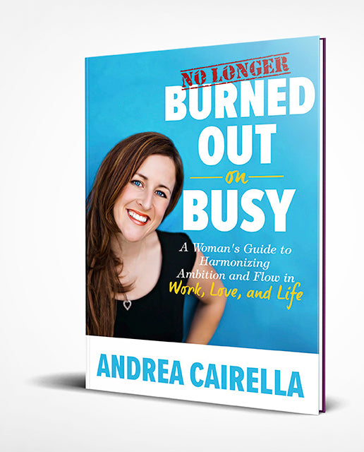 No Longer Burned Out on Busy