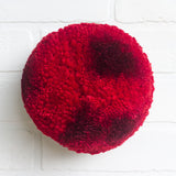 Puff Fiber Sculpture | All Reds