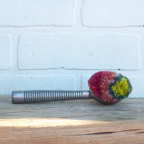 Sundae Collection | Vintage Striped Ice Cream Scoop, Laying | 02