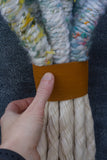 Triple Wrapped Rope Woven Wall Hanging | Made with Puff Scrap Fibers