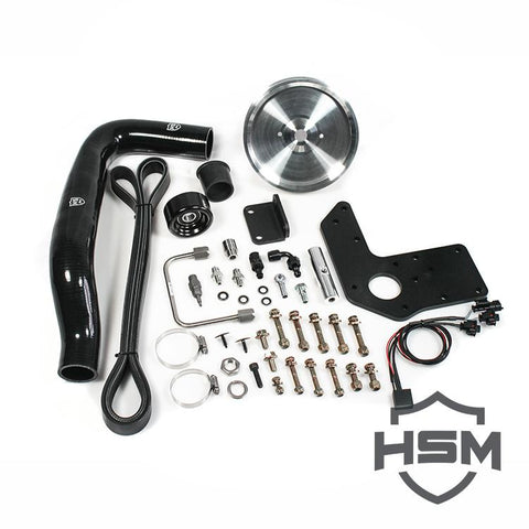 04.5-07 Cummins 5.9L Dual High Pressure Fuel Kit W/O CP3