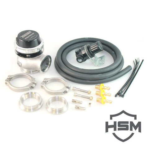 Universal 40mm Wastegate Kit