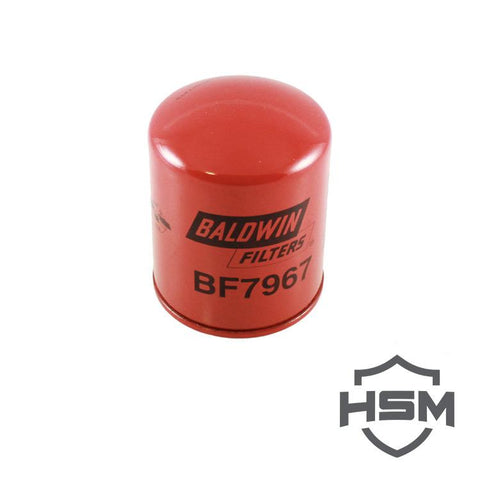 Baldwin Fuel Filter Replacement