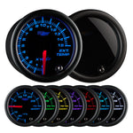 Tinted 7 Color 1500° F Pyrometer EGT Gauge