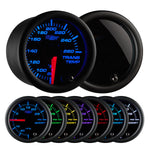 Tinted 7 Color Transmission Temperature Gauge