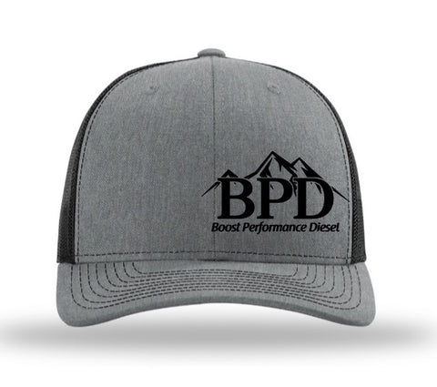 BPD Hat - Curved Brim