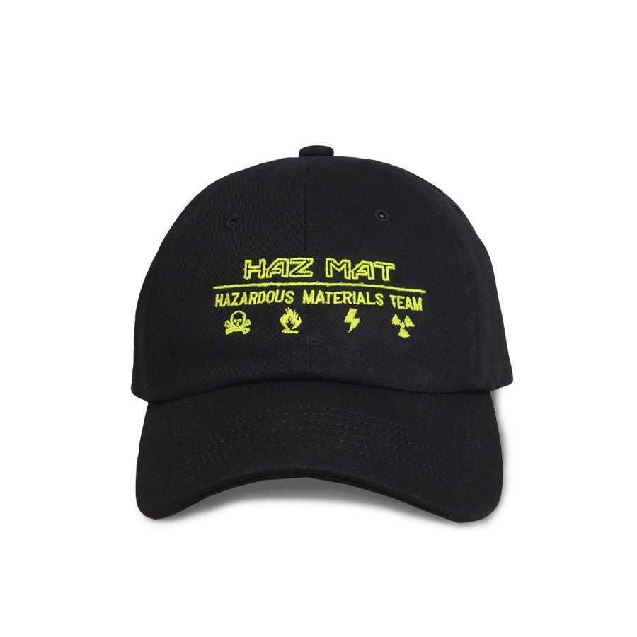 HAZ MAT LOW CAP [It may take 3 to 4 weeks to ship]
