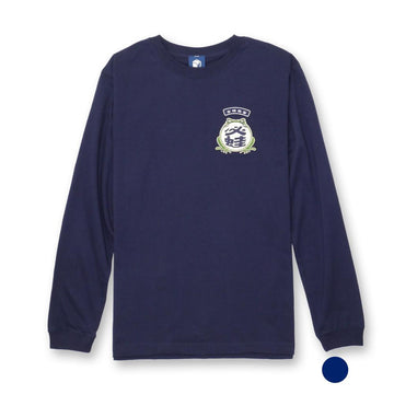 安穏無事 Patch Long-sleeve TEE