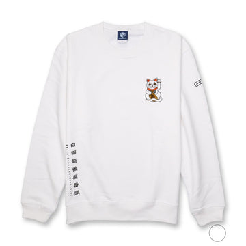 White Cat Echigoya Leader SWEATER