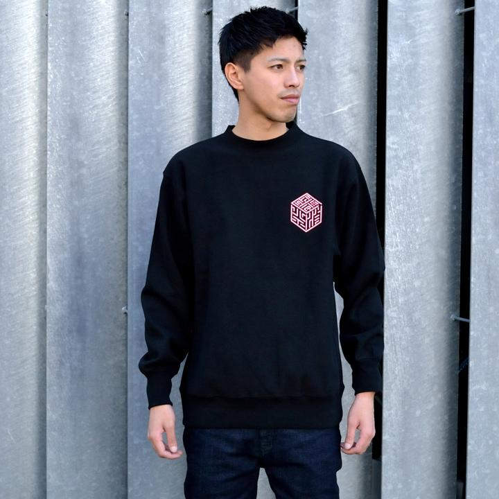 [30%OFF]七転八起NEON HEAVY SWEAT