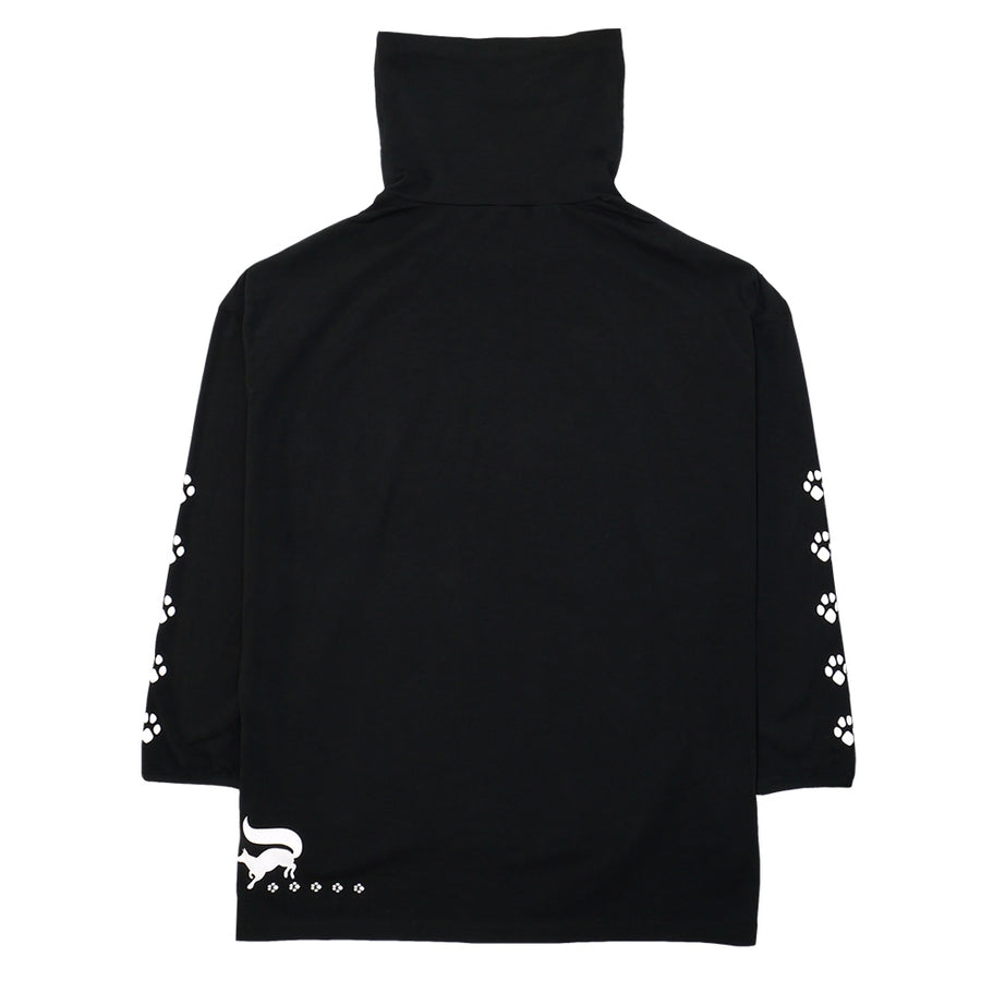 MASK-LONG SLEEVE TEE (FOX) [It may take 3 to 4 weeks to ship]