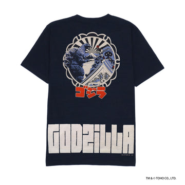 Godzilla Edo Invasion Discharged TEE
