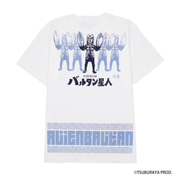 HIKESHI Alien Baltan UV TEE