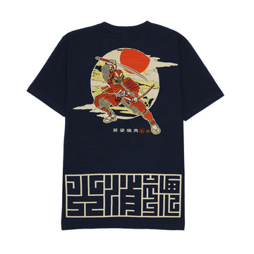 The Spirit of Glowing SAMURAI Discharge TEE