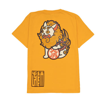 Hikeshi Shishi Clan TEE [Order order product: About 3-4 weeks before shipment]