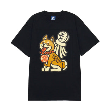 Asashiba dog TEE [It may take 3 to 4 weeks to ship]