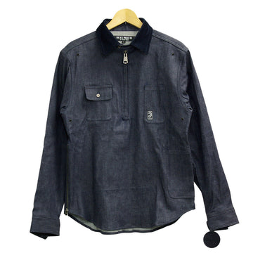 [50%OFF]TPC PULLOVER DENIM SHIRT