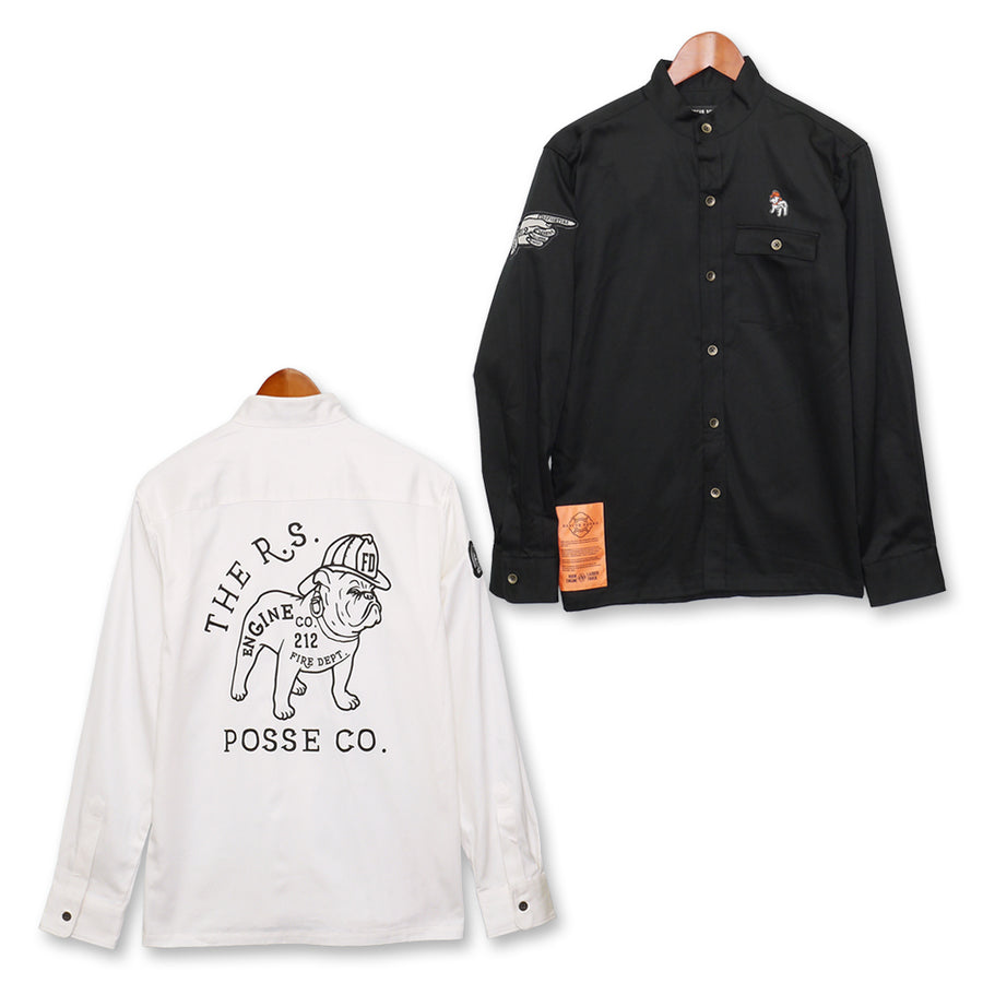 [50%OFF]TPC PATCH L/S SHIRT