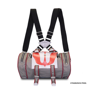 Ultraman DEVICE  HIKESHI SPIRIT 4WAY Bag [限制为100]
