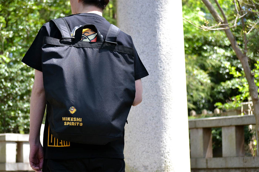 Hikeshi Shishi Clan BACKPACK (Made-to-order: Ships 3 weeks after orders)