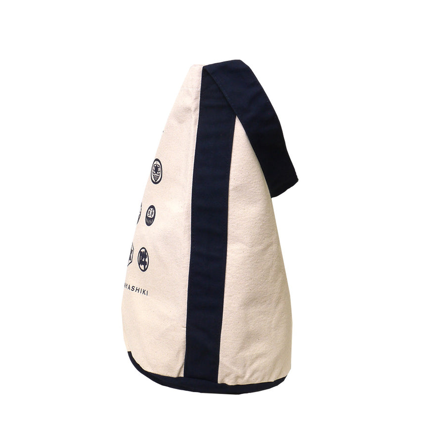 Asakusa Hanayashiki x HIKESHI SPIRIT  Komon Pattern Shoulder Bag [It may take 3 to 4 weeks to ship]