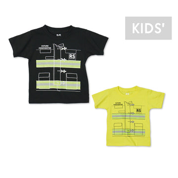 [50%OFF]RS by FIRE JACKET Tシャツ KIDS [RS by]