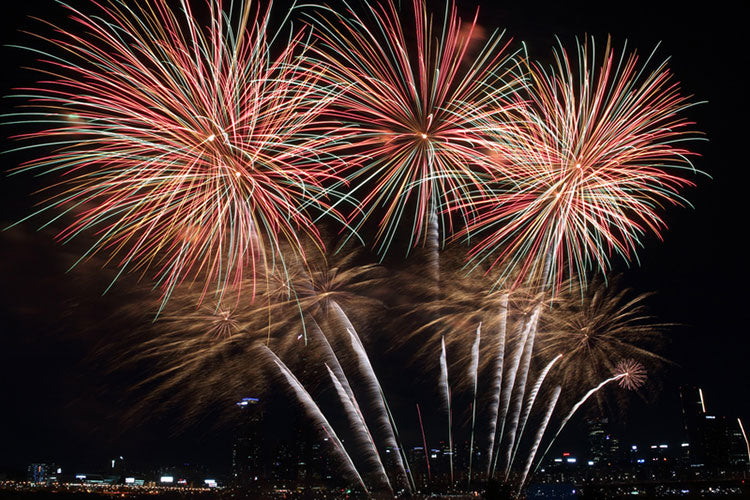 CBD: Because Fireworks Can Be Scary