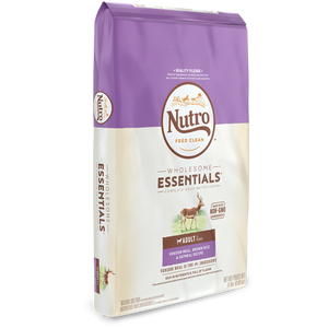Nutro Wholesome Essentials Adult Venison, Brown Rice & Sweet Potato Dry Dog Food