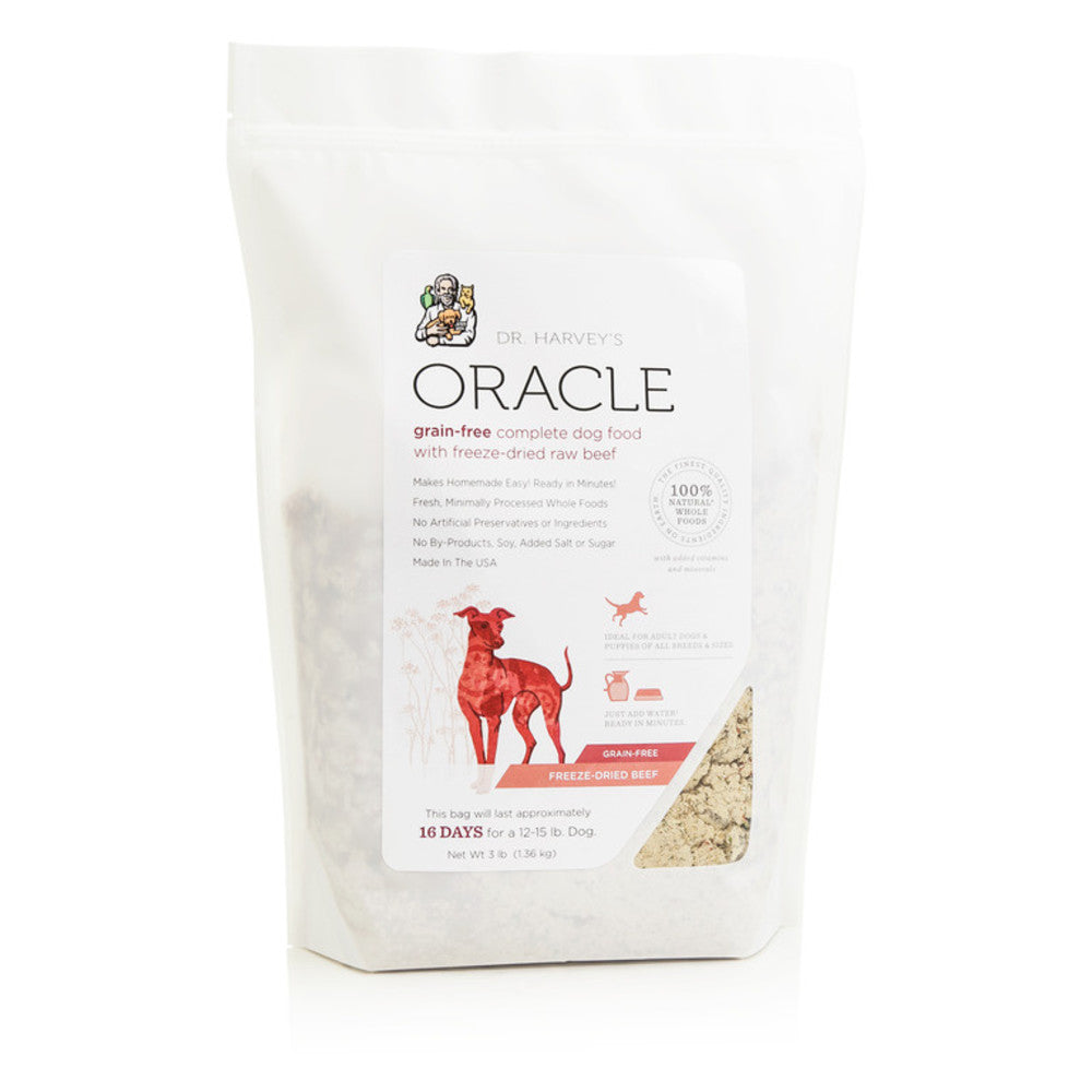 Dr. Harvey's Oracle Grain Free Beef
