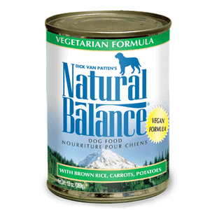 Natural Balance Vegetarian Wet Dog Food
