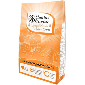 Canine Caviar Special Needs Dry Dog Food