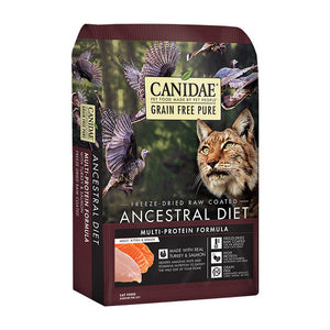 Canidae PURE Ancestral Diet Multi-Protein Formula with Turkey & Salmon