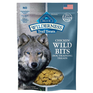 Blue Buffalo Wilderness Wild Bits Chicken